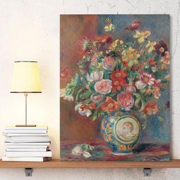 Immagine del prodotto Stampa su tela - Auguste Renoir - Vaso di Fiori - Verticale 4:3