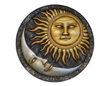 Product picture Wall Decal No.459 Sun and Moon