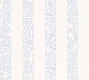 Immagine del prodotto Carta da parati con disegni Esprit - Play in Summer Blu-Crema-Bianco - Esprit Home 12