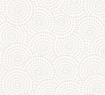 Immagine del prodotto Carta da parati con disegni Esprit - Dream Of Spring Crema-Grigio - Esprit Home 12