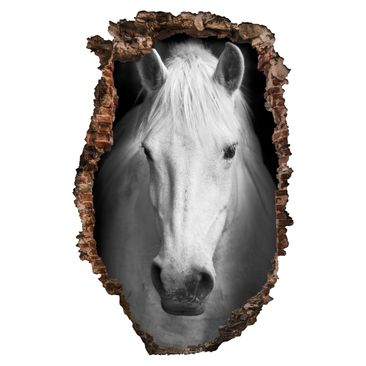Product picture 3D Wall Sticker - Dream Of A Horse -...
