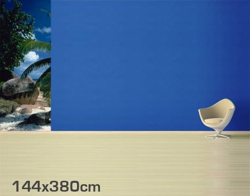 Produktfoto Karibik Fototapete selbstklebend - Traumstrand