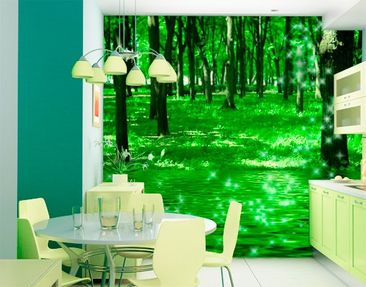 Produktfoto Photo Wall Mural Morning Magic
