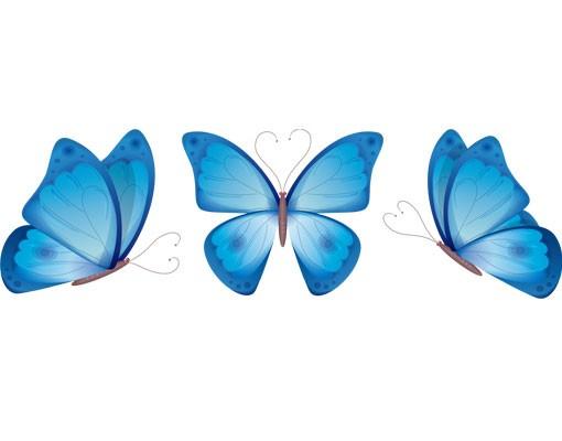 Produktfoto Wandtattoo Schmetterling No.EG25 Schmetterlinge