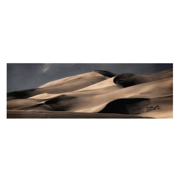 Produktfoto Leinwandbild - Colorado Dünen -...