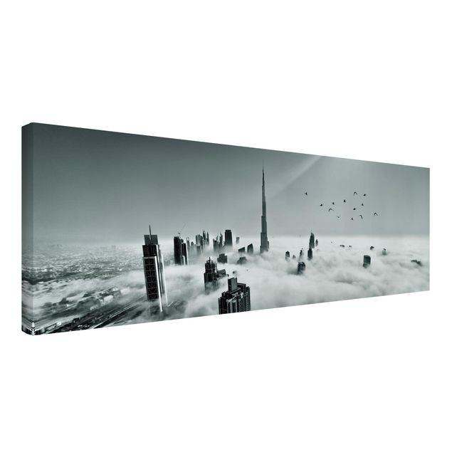 Produktfoto Leinwandbild - Up and Above - Panorama...