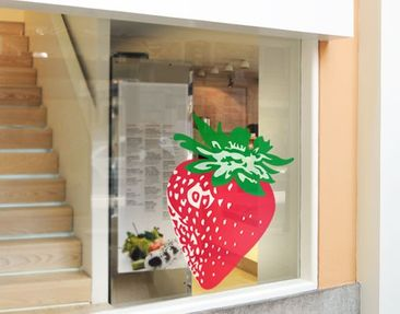 Produktfoto Window Sticker no.EG26 Strawberry