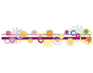 Product picture Window Sticker No.FB18 Colourful...
