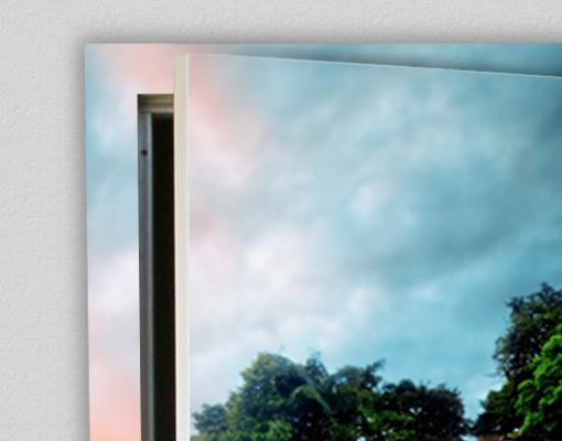 Produktfoto Türtapete Wasserfall selbstklebend - Wasserfallpanorama