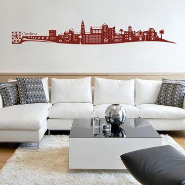 Immagine del prodotto Adesivo murale Skyline Cordova