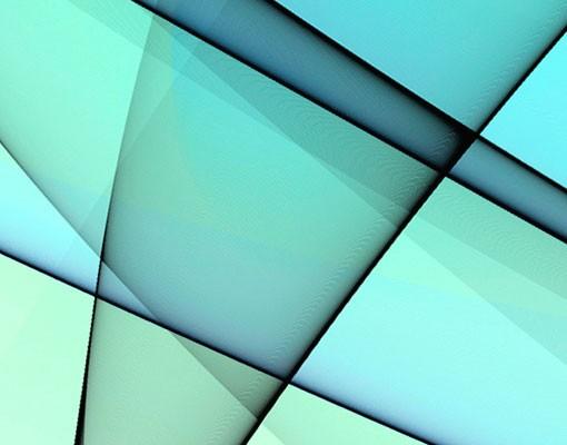 Produktfoto Selbstklebendes Wandbild Evolution