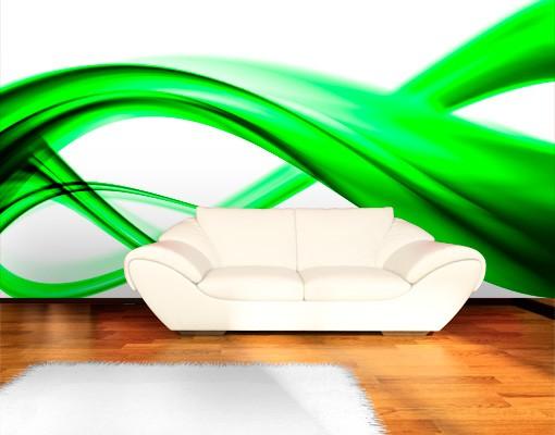 Produktfoto Selbstklebende Tapete - Fototapete Green Element
