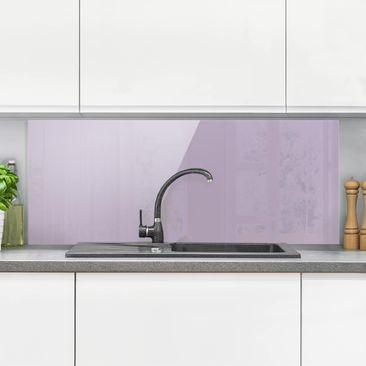 Immagine del prodotto Paraschizzi in vetro - Lavender - Panoramico