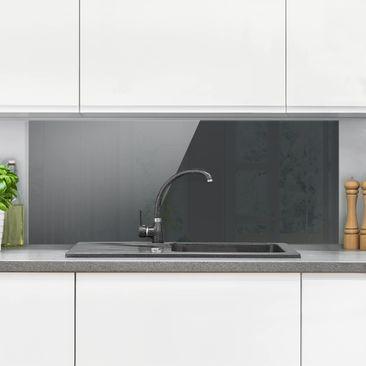Immagine del prodotto Paraschizzi in vetro - Grigio - Panoramico