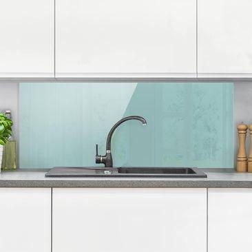 Immagine del prodotto Paraschizzi in vetro - Pastel Turquoise - Panoramico