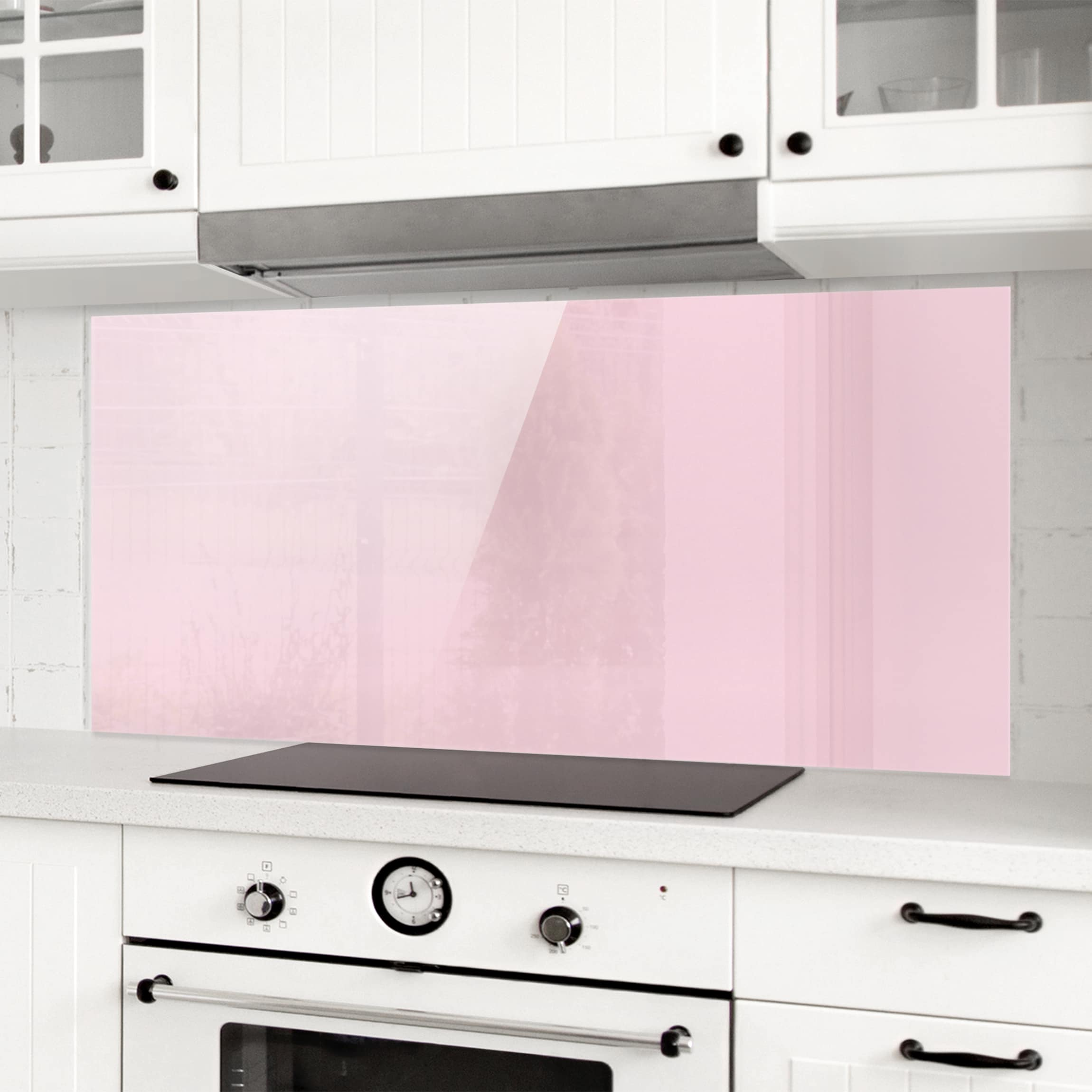 spritzschutz glas ros panorama quer. Black Bedroom Furniture Sets. Home Design Ideas
