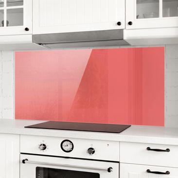 Immagine del prodotto Paraschizzi in vetro - Vermillion - Panoramico