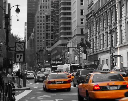 Produktfoto Selbstklebendes Wandbild New York, New York!