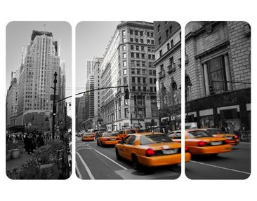 Product picture Wall Mural New York, New York! Triptych...