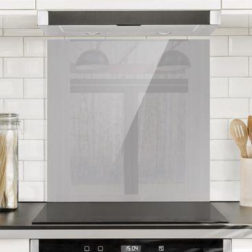 Immagine del prodotto Paraschizzi in vetro - Agate Grey -...
