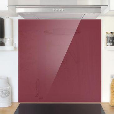 Immagine del prodotto Paraschizzi in vetro - Bordeaux -...