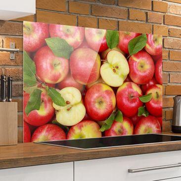 Immagine del prodotto Paraschizzi in vetro - Juicy Apples - Orizzontale 2:3