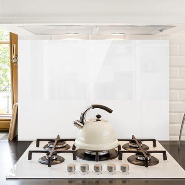 Immagine del prodotto Paraschizzi in vetro - Polar White -...