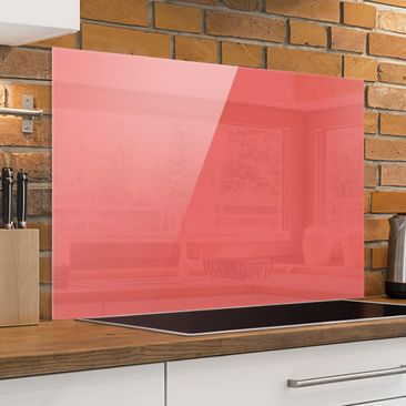 Immagine del prodotto Paraschizzi in vetro - Vermillion -...