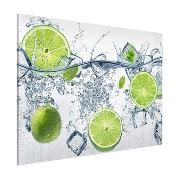 Product picture Magnetic Board - Refreshing lime -...