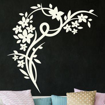 Produktfoto Wandtattoo Floral Blütenecke