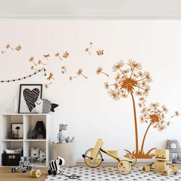 Immagine del prodotto Adesivo murale Dandelion De Luxe