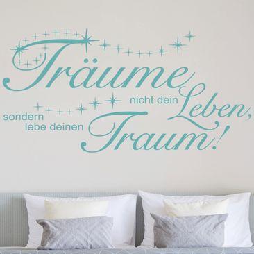 Wandtattoo Schlafzimmer Sprüche | Wandtattoo Schlafzimmer Spruche Schlafzimmer Wandtattoos