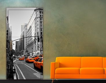 Product picture Door Wall Mural New York, New York!