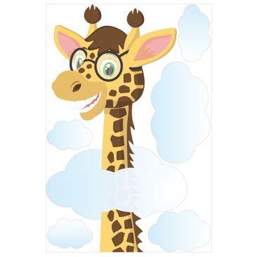 Product picture Window Sticker Funny Giraffe