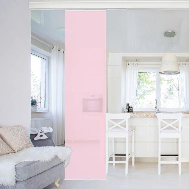 Produktfoto Schiebegardine Set - Rosé - Flächenvorhang