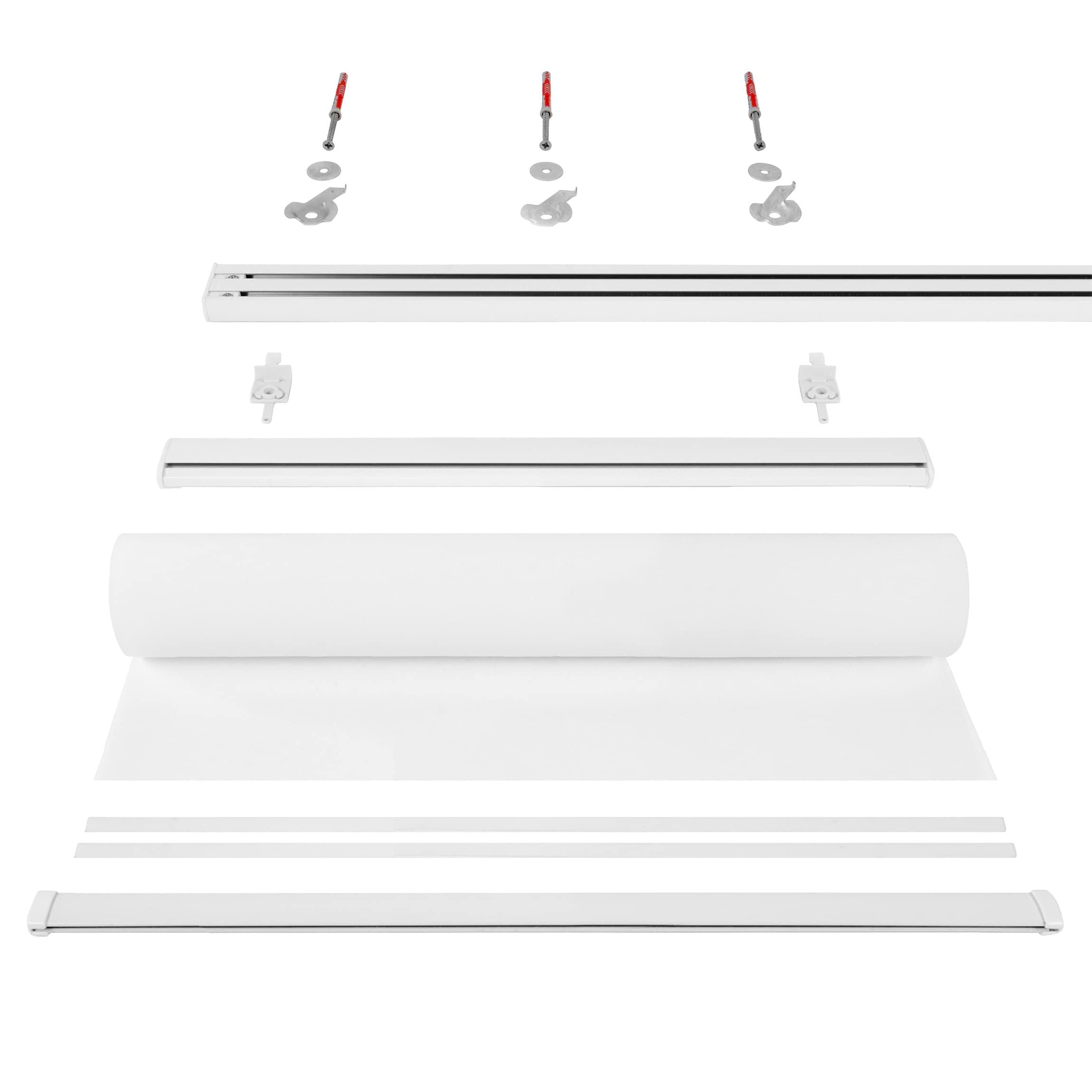 schiebegardinen set efeu 2 fl chenvorh nge. Black Bedroom Furniture Sets. Home Design Ideas