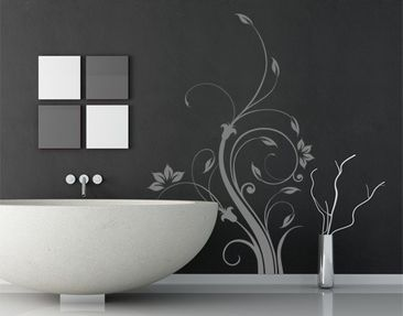Produktfoto Wall Decal No.796 Floral V
