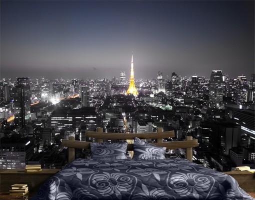 Produktfoto Selbstklebende Tapete - Fototapete Tokio