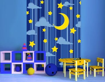 Product picture Photo Wall Mural No.IS68 Night Sky