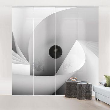 Immagine del prodotto Tende scorrevoli set - Big Eye - 4 Pannelli