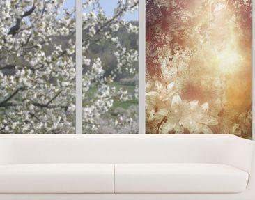 Produktfoto Fensterfolie - Sichtschutz Fenster Lilith - Fensterbilder