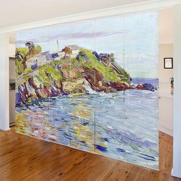 Immagine del prodotto Tende scorrevoli set - Wassily Kandinsky - Rapallo, The Bay  - 6 Pannelli