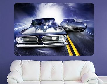 Product picture Wall Mural Fast & Furious