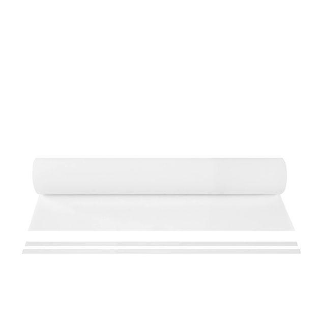 Produktfoto Schiebegardinen Set - Fensterblick New York Skyline schwarz weiß - 6 Flächenvorhänge