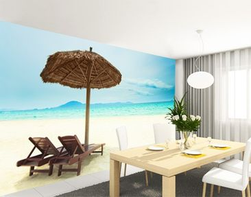 Produktfoto Photo Wall Mural Beach of Dreams
