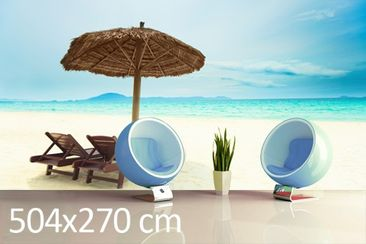 Product picture Photo Wall Mural Beach of Dreams