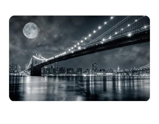 Produktfoto Selbstklebendes Wandbild Manhattan Mysteries