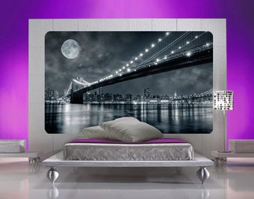 Produktfoto Wall Mural Manhattan Mysteries