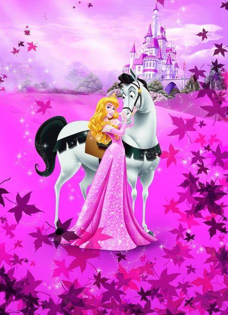 Produktfoto Disney Dornröschen Kindertapete - Sleeping Beauty - Komar Fototapete