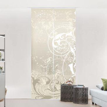 Immagine del prodotto Tende scorrevoli set - Perlmutt Ornament Design - 2 Pannelli